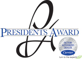 Carrier President's Award 2017